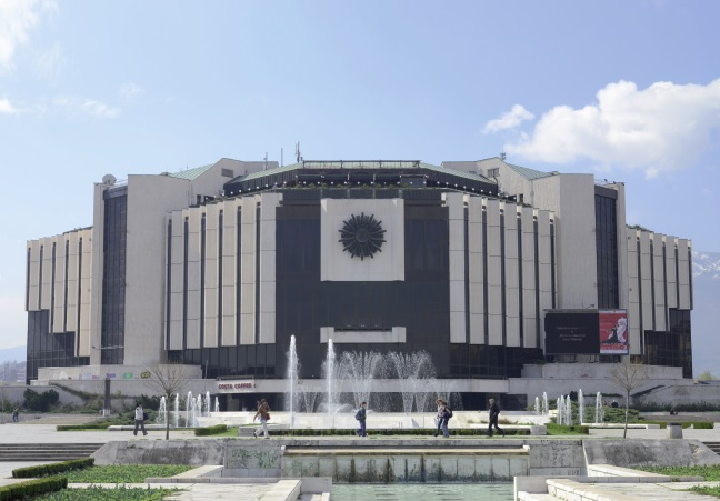 Convention centre of National Palace of Culture