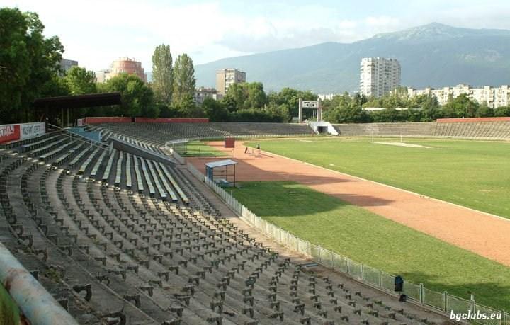 Rakovski Stadium