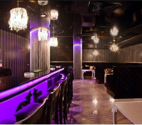 Carrera Club - VIP Room