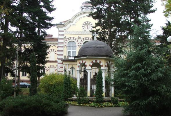 Сградата на Софийска семинария