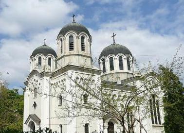 Храм  Свети вмчк. Георги Победоносец