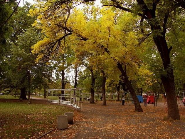 Парк  Света троица