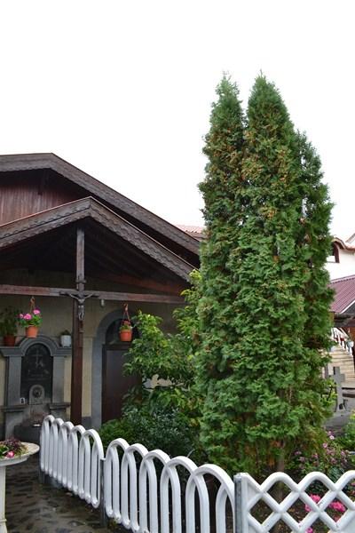 Обрадовски манастир  Св. великомъченик Мина