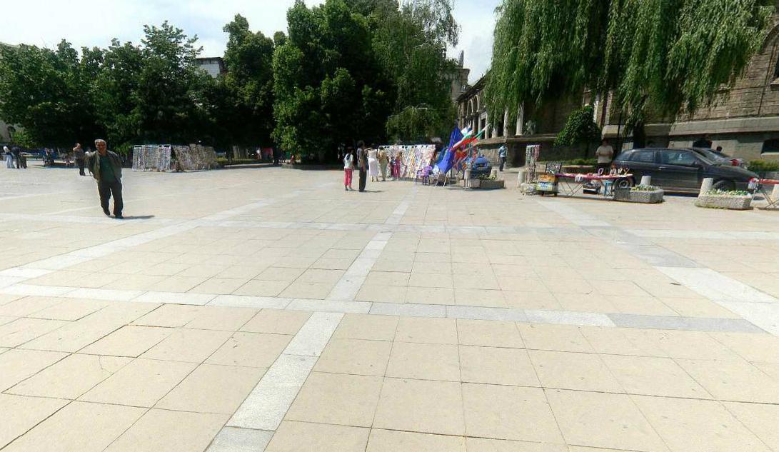 Площад  Света Неделя