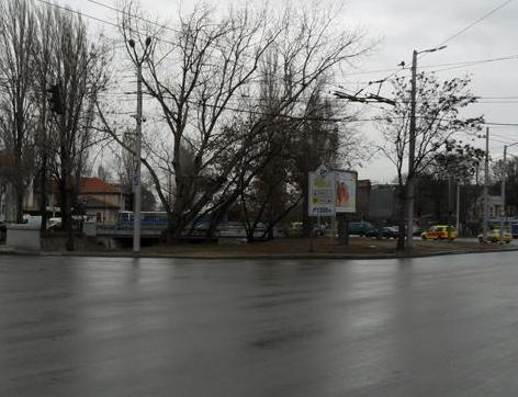 Площад  Сточна гара