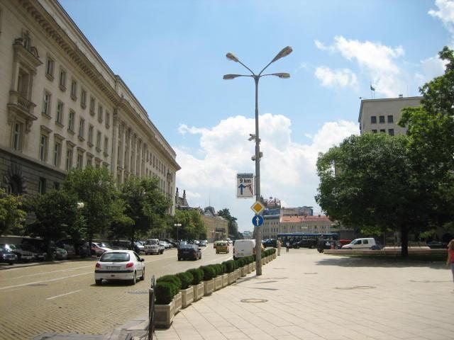 Булевард  Княз Александър Дондуков