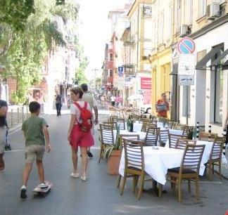 Улица  Цар Шишман