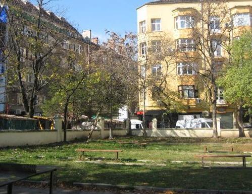 Улица  Граф Игнатиев