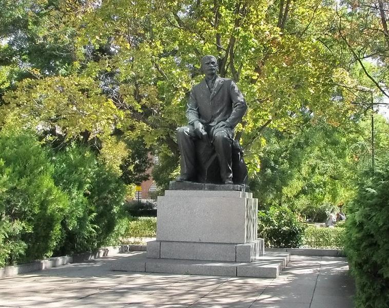 Паметник на Иван Вазов