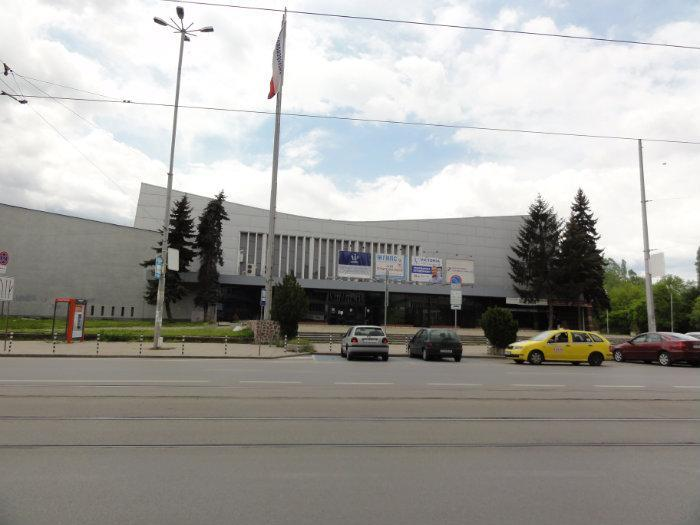 The Building of Universiada Hall
