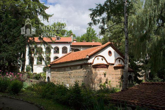 Dragalevtsi Monastery of Virgin Mary of Vitosha