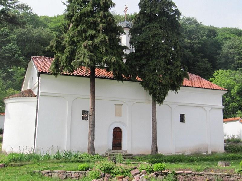 Lozen Monastery St Spas
