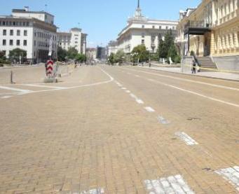 Площад  Княз Александър 1