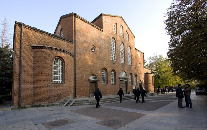 Церковь Святой София