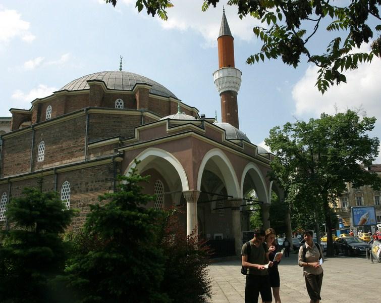 Баня Баши джамия