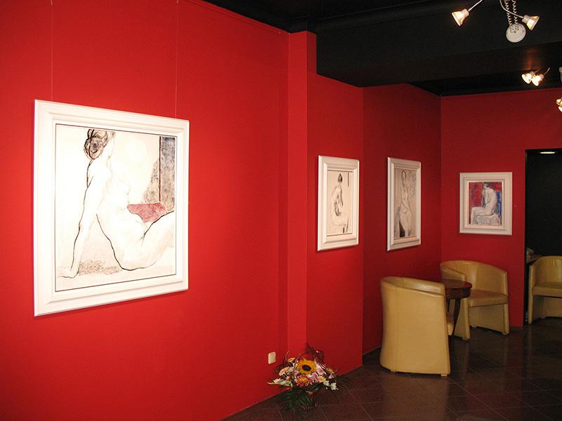 Галерии и изложбени зали