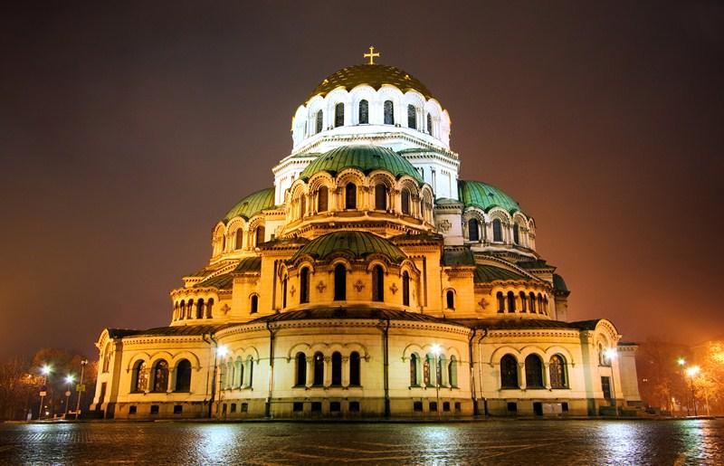 Szent Alexander Nevszki székesegyház