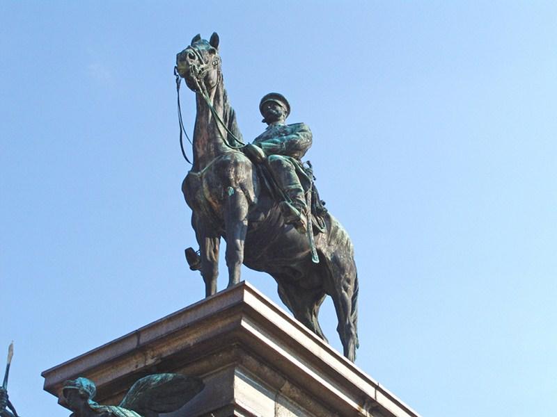 A Felszabadító cár emlékműve