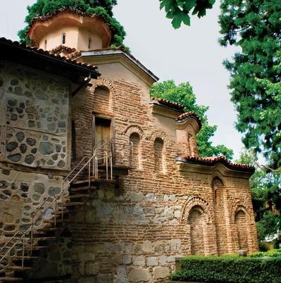 Bojána templom