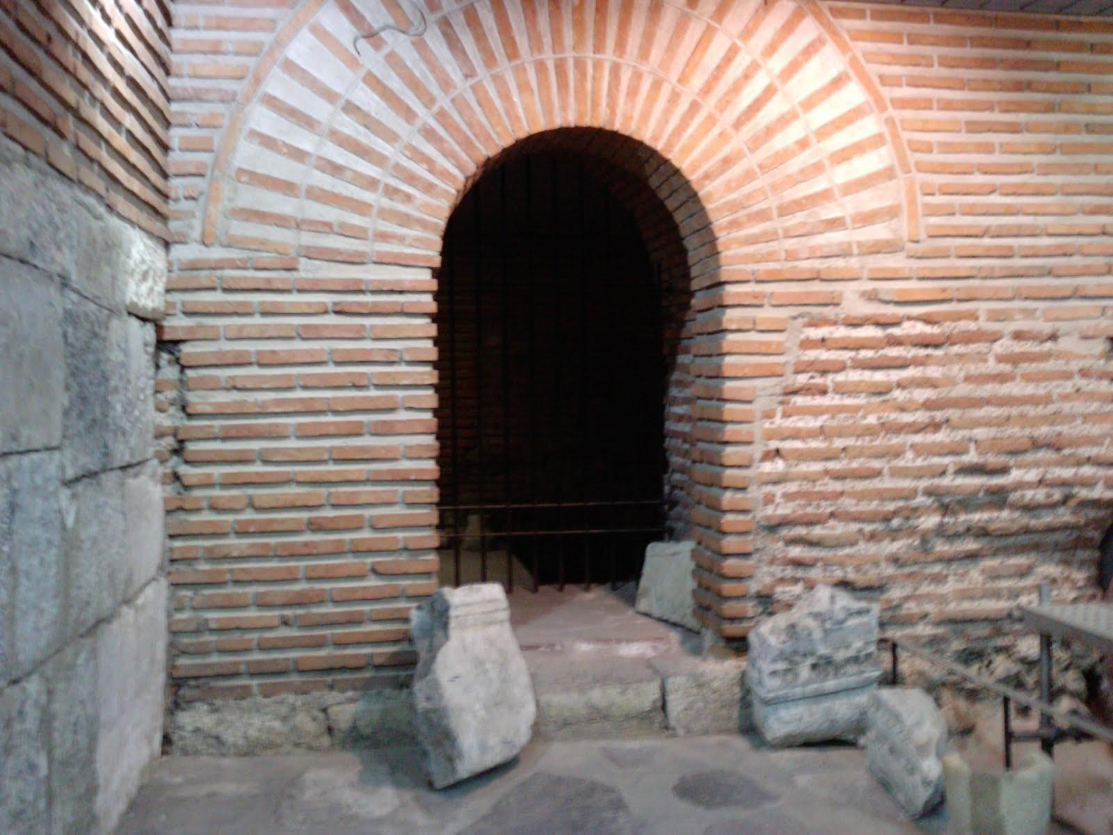 Ancient Serdica - East Gate
