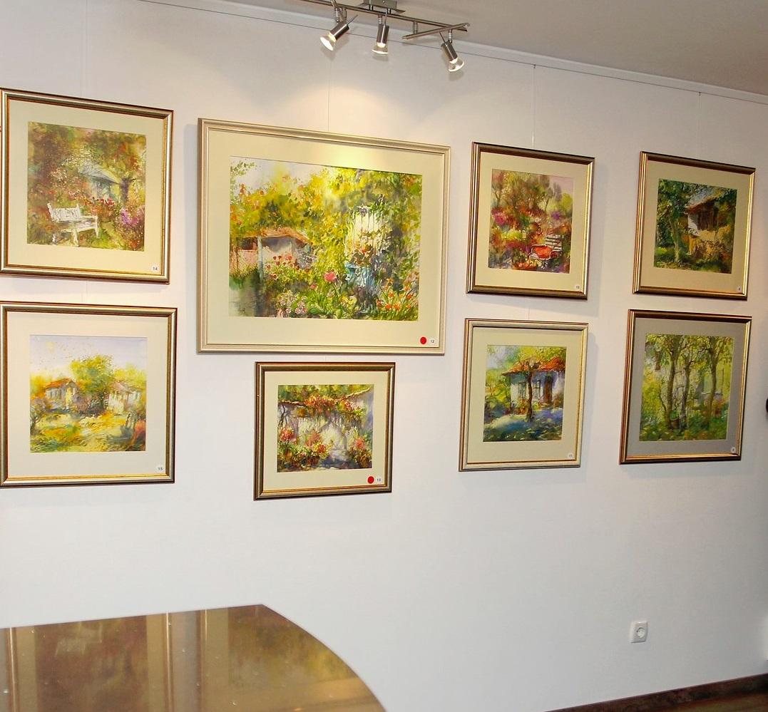 Absinthe Aquarelle Gallery