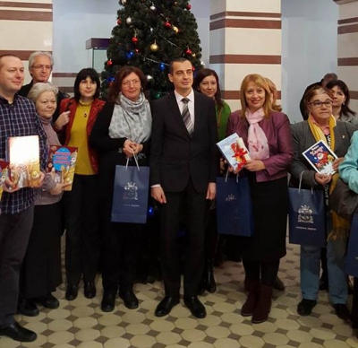 Sofia Municipality Donated 200 Books to Various Libraries and Schools