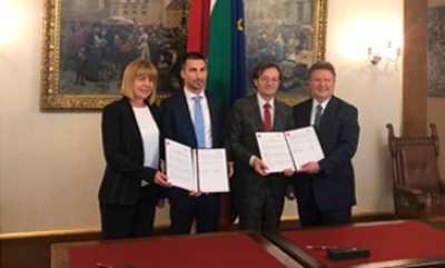 Sofia, Vienna sign agreement on mutual support for start-up companies focusing on fintec and biotechnology