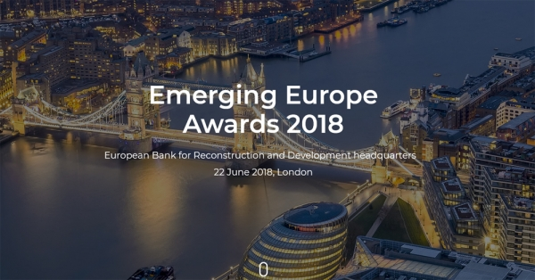 Sofia was Nominated for the Emerging Europe Awards in the City FDI Promotion Strategy of the Year Category