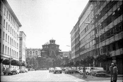 Sofia Municipality is creating a digital archive of photos of old Sofia