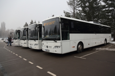 You Will be Pleasantly Surprised by the Refurbished Buses to Vitosha Mountain