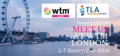 Sofia Attended WTM London 2018 - the Leading Global Event for the Travel Industry